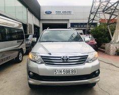 Bán Toyota Fortuner sản xuất 2012, giá 569tr giá 569 triệu tại Tp.HCM