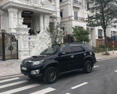Bán xe Toyota Fortuner 2015, màu đen còn mới giá 688 triệu tại Hà Nội