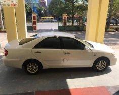 Cần bán gấp Toyota Camry 2.4 2003, màu trắng, giá tốt giá 250 triệu tại Hưng Yên