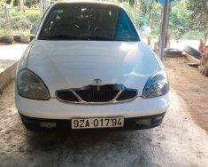 Bán Daewoo Nubira năm sản xuất 2002, màu trắng xe gia đình giá 70 triệu tại Quảng Nam