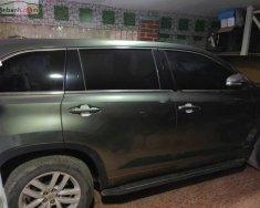 Bán Toyota Highlander LE 2.7 2015, màu xám, xe nhập   giá 1 tỷ 542 tr tại Hà Nội
