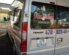 Cần bán xe Ford Transit đời 2012, màu bạc, giá chỉ 260 triệu giá 260 triệu tại Đắk Lắk
