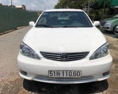 Cần bán xe Toyota Camry LE 2004, màu trắng, xe nhập chính chủ giá 370 triệu tại Cần Thơ