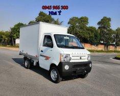 Xe tải Dongben thùng kín tải trọng 810kg, giá rẻ  như cho, xe máy chạy rất êm giá 166 triệu tại Tp.HCM