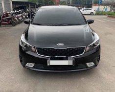 Cần bán xe Kia Cerato 1.6 MT 2018, màu đen giá 488 triệu tại Quảng Ninh