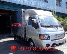 Xe tải Jac X99 990kg máy xăng thùng dài 3.2m - Hỗ trợ trả góp giao xe tận nơi giá 250 triệu tại Tp.HCM
