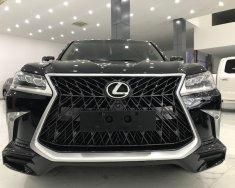 Bán xe Lexus LX 570 2016, màu đen, xe nhập giá 6 tỷ 500 tr tại Hà Nội