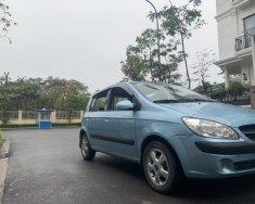 Cần bán xe Hyundai Getz MT 1.1 số sàn 2009, bản đủ  giá 160 triệu tại Hà Nội