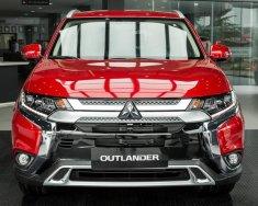 Bán ô tô Mitsubishi Outlander 2.0 CVT 2020, màu đỏ giá tốt  giá 825 triệu tại Nghệ An