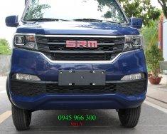 Thanh lý gấp xe tải SRM phiên bản 2020 thùng mui bạt, tải trọng 930kg giá 203 triệu tại Tp.HCM