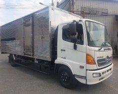 Cần bán xe tải thùng kín Hino FC9JLTC tải trọng 6T65, thùng dài 6m65 2019, màu chọn giá 850 triệu tại Tp.HCM