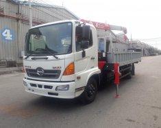 Bán xe tải Hino FC9JLTC 5 tấn 25 gắn cẩu Unic 3 tấn 4 đốt 2019, màu chọn giá Giá thỏa thuận tại Tp.HCM