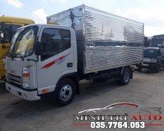 Xe tải JAC 1 tấn 9 thùng mui bạt 4m3 giá rẻ giá Giá thỏa thuận tại Bình Dương