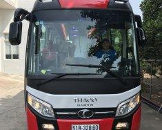 Mẫu xe khách 29 chỗ Thaco Garden Tb79S bầu hơi mới nhất 2020 giá 1 tỷ 610 tr tại Tp.HCM