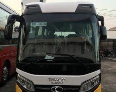 Mua trả góp xe 29 chỗ Thaco mới 2020 giá 1 tỷ 610 tr tại Tp.HCM