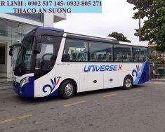 Xe khách 29 chổ Thaco bầu hơi TB85S giá 1 tỷ 935 tr tại Tp.HCM