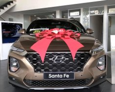 Hyundai Santa Fe - khuyến mãi tiền mặt đến 30 triệu đồng giá 1 tỷ 145 tr tại Gia Lai