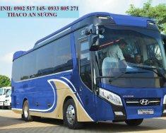 Đặc điểm xe khách 29 chỗ Thaco Trường Hải 2020 giá 1 tỷ 935 tr tại Tp.HCM