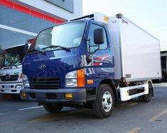 Xe đông lạnh Hyundai 1.9 tấn thùng đông lạnh trần auto giá 240 triệu tại Tp.HCM