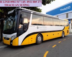 Xe khách 47 chỗ Thaco Bluesky Tb120S mới nhất 2020 giá 2 tỷ 480 tr tại Tp.HCM