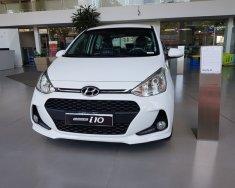 Cần bán Hyundai i10 AT màu trắng mới 100% giá 442 triệu tại Gia Lai
