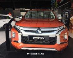 Cần bán xe Mitsubishi Triton MT năm 2020, xe nhập, 600tr giá 600 triệu tại Quảng Nam