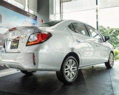 Cần bán Mitsubishi Attrage 1.2 CVT 2020, màu trắng giá tốt giá 460 triệu tại Nghệ An