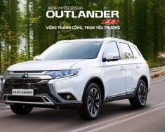 Bán ô tô Mitsubishi Outlander STD năm 2020, màu trắng, giá chỉ 825 triệu giá 825 triệu tại Nghệ An