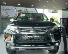Bán xe Mitsubishi Pajero Sport 2019, màu đen giá 888 triệu tại Quảng Nam