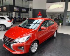 Cần bán xe Mitsubishi Attrage MT đời 2020, màu đỏ, nhập khẩu chính hãng giá 375 triệu tại Quảng Nam