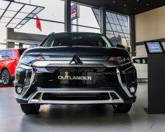 Bán Mitsubishi Outlander 2.0 CVT 2020, màu đen  giá 825 triệu tại Nghệ An