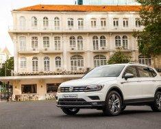 Bán Volkswagen Tiguan all space đời 2017, màu trắng, xe nhập giá 1 tỷ 729 tr tại Quảng Ninh