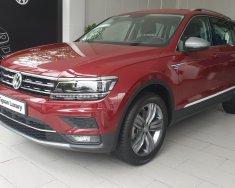 Volkswagen Tiguan All Space Luxury, nhập khẩu, màu đỏ tặng quà lên đến 120tr giá 1 tỷ 849 tr tại Quảng Ninh