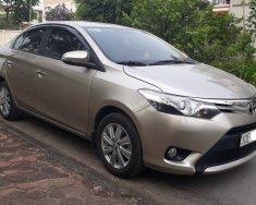 Bán Toyota Vios G đời 2017, màu vàng, chính chủ, giá chỉ 460 triệu giá 460 triệu tại Hà Nội