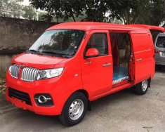 Khuyến mãi 20% thuế trước bạ cho dòng xe tải Van Dongben 2 chỗ ngồi mới giá 254 triệu tại Tp.HCM