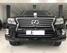 Bán Lexus LX570 đen 2014 xe xuất Mỹ siêu đẹp hóa đơn cao giá 4 tỷ 300 tr tại Hà Nội