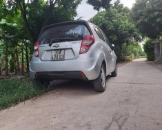 Bán ô tô Chevrolet Spark đời 2014, màu bạc, số sàn, giá 165tr giá 165 triệu tại Hà Nội