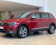 Bán Volkswagen Tiguan Alsapce Luxury đời 2018, màu đỏ, nhập khẩu giá 1 tỷ 849 tr tại Quảng Ninh