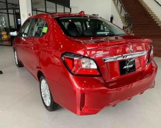 Cần bán xe Mitsubishi Attrage 1.2 CVT 2020, màu đỏ giá 460 triệu tại Nghệ An