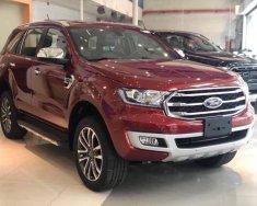 Bán xe Ford Everest 2020, màu đỏ, xe nhập giá 1 tỷ 311 tr tại Hà Nội