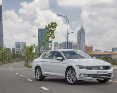 Bán Volkswagen Passat comfort đời 2018, màu trắng giá 1 tỷ 180 tr tại Quảng Ninh