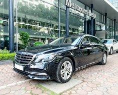 Cần bán xe Mercedes S450L đời 2019, màu đen giá 3 tỷ 660 tr tại Hà Nội