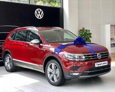 Bán ô tô Volkswagen Tiguan Luxury đời 2019, màu đỏ, nhập khẩu nguyên chiếc giá 1 tỷ 849 tr tại Quảng Ninh