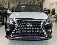 Bán xe Lexus GX460 Luxury sản xuất 2020, màu đen, xe nhập giá 5 tỷ 980 tr tại Hà Nội
