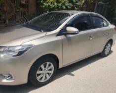 Cần bán gấp Toyota Vios E đời 2015, màu vàng, ít sử dụng giá 324 triệu tại Hà Nội