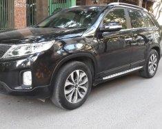 Bán ô tô Kia Sorento AT đời 2017, màu đen, còn mới, giá tốt giá 610 triệu tại Hà Nội