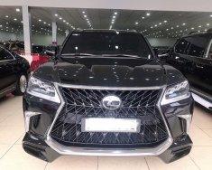 Cần bán xe Lexus LX 570 MB sản xuất 2019, màu đen, nhập khẩu nguyên chiếc, như mới giá 8 tỷ 900 tr tại Hà Nội