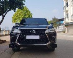 Bán Lexus LX 570 đời 2019, màu đen, nhập khẩu chính hãng giá 8 tỷ 800 tr tại Hà Nội