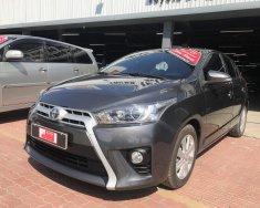 Xe Toyota Yaris 1.3G AT năm 2015, màu xám, nhập khẩu chính hãng  giá 540 triệu tại Tp.HCM
