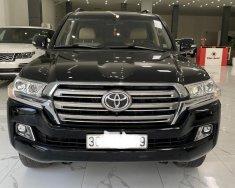 Cần bán lại xe Toyota Land Cruiser 4.6 VX đời 2016, màu đen, nhập khẩu chính hãng giá 2 tỷ 980 tr tại Hà Nội